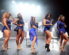 Fifth Harmony perform at the Fillmore in Miami Beach, Florida. Ally Brooke, Fifth Harmony, Sassy Girl, My Girl, Solo Music, X Factor, Camila And Lauren, I Love Girls, Find Picture