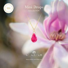 Mini drops στα χρώματα της άνοιξης 18k Gold, Arrow Necklace, Drop, Mini, Earrings, Shopping, Jewelry, Ear Rings, Stud Earrings