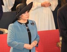 The Grand Ducal Family Attended The Pontifical Mass