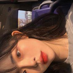 Korean Girl Photo, Cute Korean Girl, Asian Girl, Korean Makeup, Korean Beauty, Asian Beauty, Natural Glowy Makeup, Ulzzang Makeup, Ulzzang Korean Girl