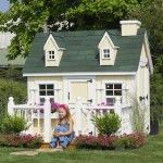 Kids Playhouse Shop has great discount prices and free shipping in all orders. The highest quality wood playhouses for children available on the web.