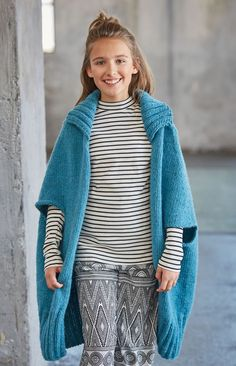 Lana Grossa JACKE Alta Moda Cashmere 16 - FILATI Teens No. 7 - Modell 14 | FILATI.cc WebShop