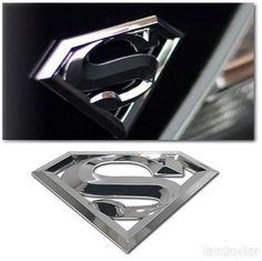 Superman Stickers, Superman Images, Superman News, Batman Vs Superman, Car Stickers, Car Decals, Wrangler Accessories, Car Accessories, Ww Car