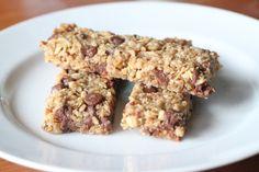 Honey Oat granola bars