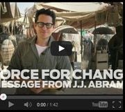 here's your chance to be in the Star Wars Episode VII. Jedi Robe, Episode Vii, Star Wars Costumes, Interesting Information, Star Wars Episodes, Video Clip, Random Things, America, Change