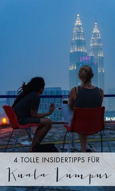 In diesem Beitrag haben wir 4 echte Insider-Tipps aus Kuala Lumpur für dich, wenn du etwas mehr von der Stadt sehen möchtest, als die Standard-Touristenziele.