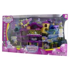 suuinkies | Squinkies Mansion Playset
