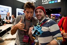 good report about the latest VR tech in CES2015