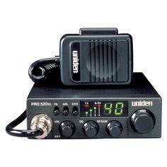 Uniden PRO-520XL CB Radio #PRO520XL