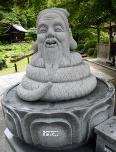 スマホのフォルダに入れるだけで効果抜群!金運アップ画像30選! Simple Life Hacks, Gold Rush, Mythical Creatures, Japanese Art, 3d Printing, Statue, Happy, Club, Japan Art