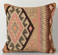Kilim Pillow Cover Vintage Home Decor Kilim Cushion by pillowme
