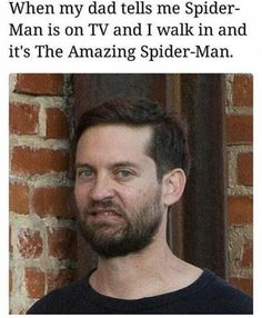 I hope new Spiderman doesn't such much.