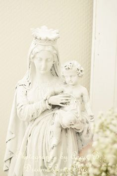 <3 Madonna and child