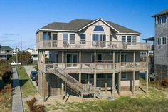 AVON Vacation Rentals | Dream Catcher - Oceanfront Outer Banks Rental | 402 - Hatteras Rental