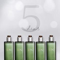 Vem 2017! Faltam 5 dias para o ano novo! Aproveite o Desodorante colônia Sr N pela metade do preço em rede.natura.net