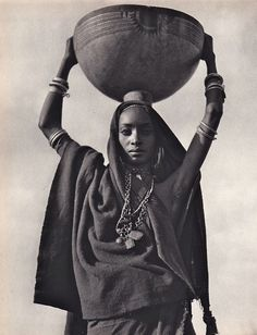 Fulani woman, Niger