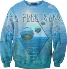 Find images and videos about sea, punk and fish on We Heart It - the app to get lost in what you love. Love Fashion, Jumper, Sea Punk, Mermaid, Challenges, Graphic Sweatshirt, Sweat Shirt, My Style, Cloths