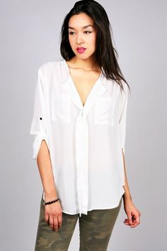 Cruise Crew Blouse | Tops at Pink Ice #tops #longsleeves #pinkice