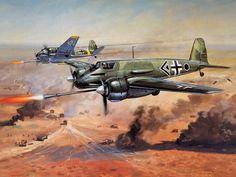 Patriotic War Aircraft Paintings of World War 2 Planes Paintings Ww2 Aircraft, Fighter Aircraft, Military Aircraft, Luftwaffe, Panzer Iv, Et Wallpaper, Focke Wulf, War Thunder, Airplane Art