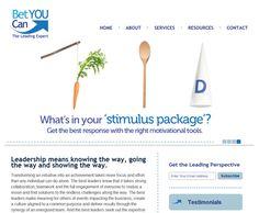 Bet you can web design by Fusion Studios Inc. Leadership, Studios, No Response, Web Design, Good Things, Canning, Design Web, Home Canning, Website Designs