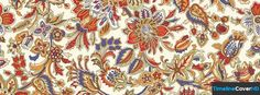 Floral Pattern 5 Facebook Cover Timeline Banner For Fb Facebook Cover