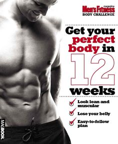 Men's Fitness Body Challenge  Magazine - Buy, Subscribe, Download and Read Men's Fitness Body Challenge on your iPad, iPhone, iPod Touch, Android and on the web only through Magzter