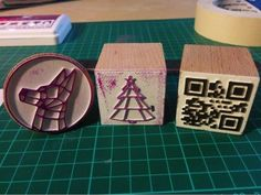 3ders.org - Create custom 3D printed stamps using free software and this easy tutorial | 3D Printer News & 3D Printing News
