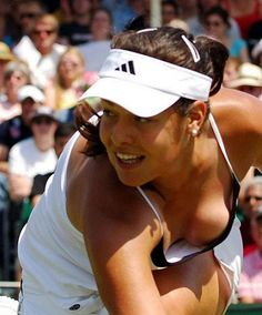 Ana Ivanovic, Serbian tennis player