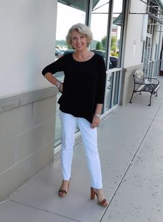Carefree dressing means something different for everyone. I like the concept of having a few good pieces that all work together and can be...