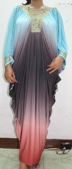 "#dress, #women_fashion, #maxi_dress, #abaya, #hijab, #kaftan  For more detail information please visit and do ""Like"" my page : http://www.facebook.com/tokobajukeren"