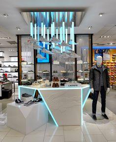 Macy's 4th Floor Men's Department | City Lighting Products | www.facebook.com/CityLightingProducts
