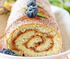 Meggyes-grízes máktorta Recept képpel - Mindmegette.hu - Receptek Pancakes, Breakfast, Dios, Caramel, Morning Coffee, Pancake, Crepes