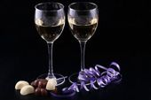 Which wine with white chocolate .....? ... Come to look at ....