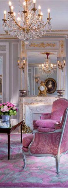 #Classic #decoration Chic Interior European Style Ideas
