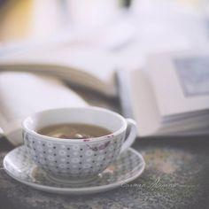 Carmen Moreno Photography Tea, books