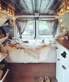 Beautiful RV Camper Does Van Life Remodel Inspire You. You're likely to have to do something similar for van life also. Van life lets you be spontaneous. Van life will consistently motivate you to carry on. Van Camping, Camping Diy, Camping Hacks, Rv Hacks, Camping Lights, Camping Guide, Beach Camping, Hacks Diy, Outdoor Camping