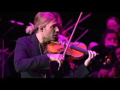 Hungarian Dance No.5 - david Garrett. this is my recital song... now if only i could play it that fast :)