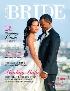 #BlackBride Magazine | #bride #bridetobe #wedding #bridalinspiration #umberbridegroom