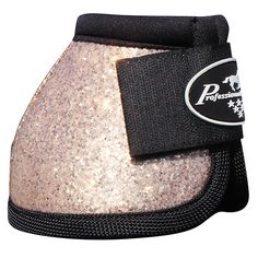 Brand new CHAMPAGNE glitter Secure-Fit Overreach Boots!