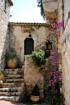 Eze village ~ Provence, France
