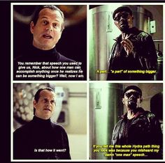 "I laughed so hard at this.  XD  Especially when he turned to Coulson and was like, ""You got it, right?"""
