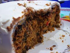 Chorizo cake fast and delicious - Clean Eating Snacks Cake Cookies, Cupcake Cakes, Cupcakes, Chrismas Cake, Sweet Recipes, Cake Recipes, Bread Recipes, Rhubarb Cake, Rhubarb Recipes