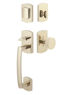 Emtek Door Hardware Ridgemont Entrance Handleset Unique Doors Modern Rustic Home Accessories