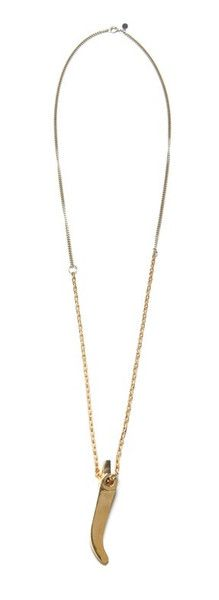 Trigger Necklace - $148.00