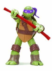 Teenage Mutant Ninja Turtles Donatello - available at http://www.yutoys.com