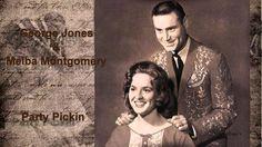 "George Jones -  ""Party Pickin' "" (with Melba Montgomery)"