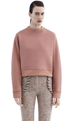 Bird Fl Dusty Pink (sweater yes, the rest no no no no)