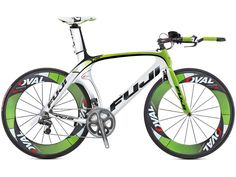 Will have this soon. Amazing bike.. Fuji D6 1.0