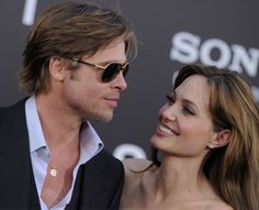 Angelina Jolie and Brad Pitt - Brangelina