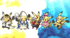 Pokemon Omega Ruby and Alpha Sapphire trailer shows off new information about Mega Metagross, Pikachu Cosplay, Gym Leader and Elite Four Designs and Mega Diancie information! Pokemon Alpha, 3ds Pokemon, Pokemon Omega Ruby, Pokemon Pocket, Pokemon Stuff, Pikachu Pikachu, Omega Ruby Alpha Sapphire, Pokemon Regions, Pokemon Champions